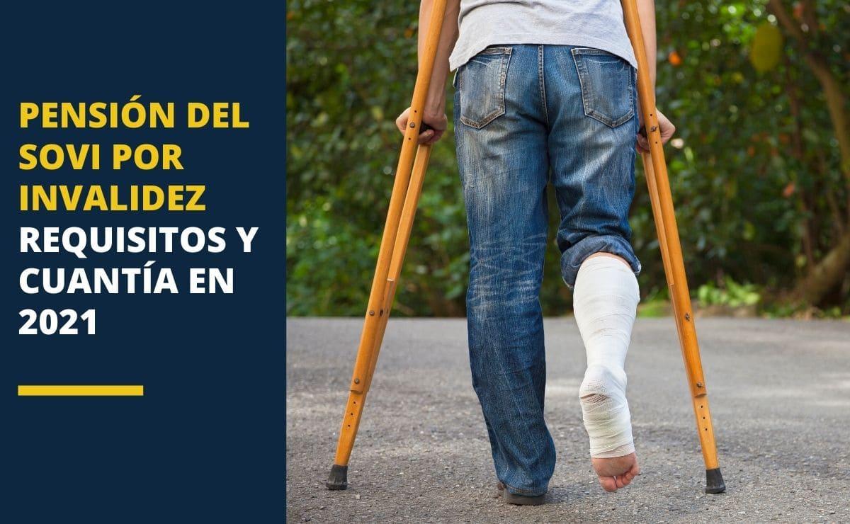 Pensión del SOVI por invalidez