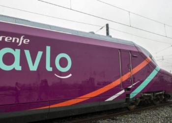 Tren renfe low cost Avlo
