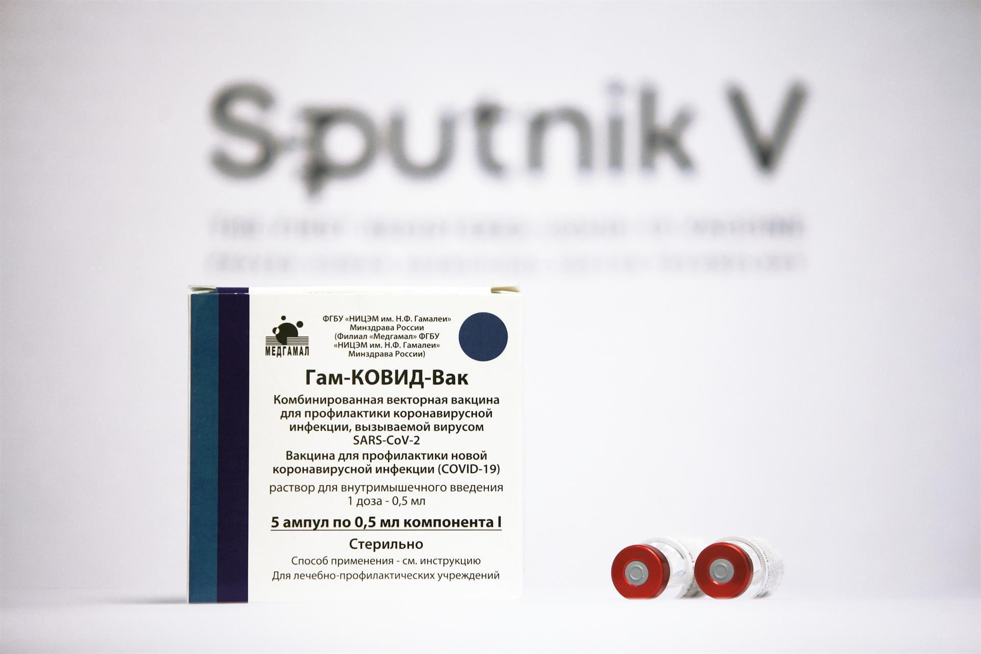 Vacuna COVID-19 Sputnik V
