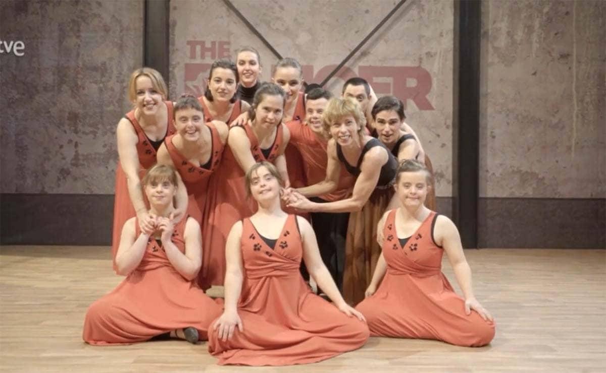 Verdini Dantza Taldea sindrome de Down The Dancer