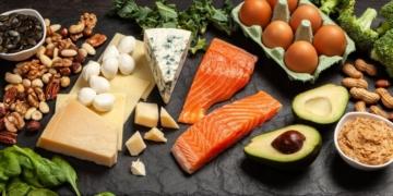 alimentos dieta cetogénica o Keto