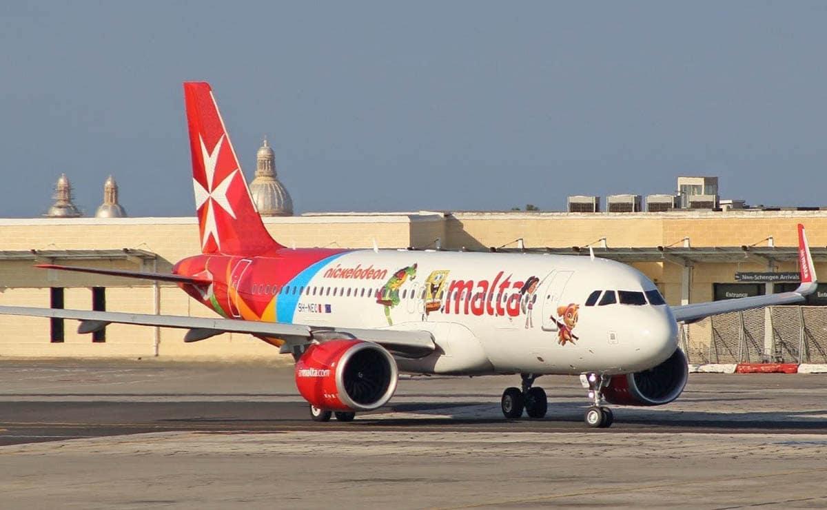 Turismo y vuelos en Malta