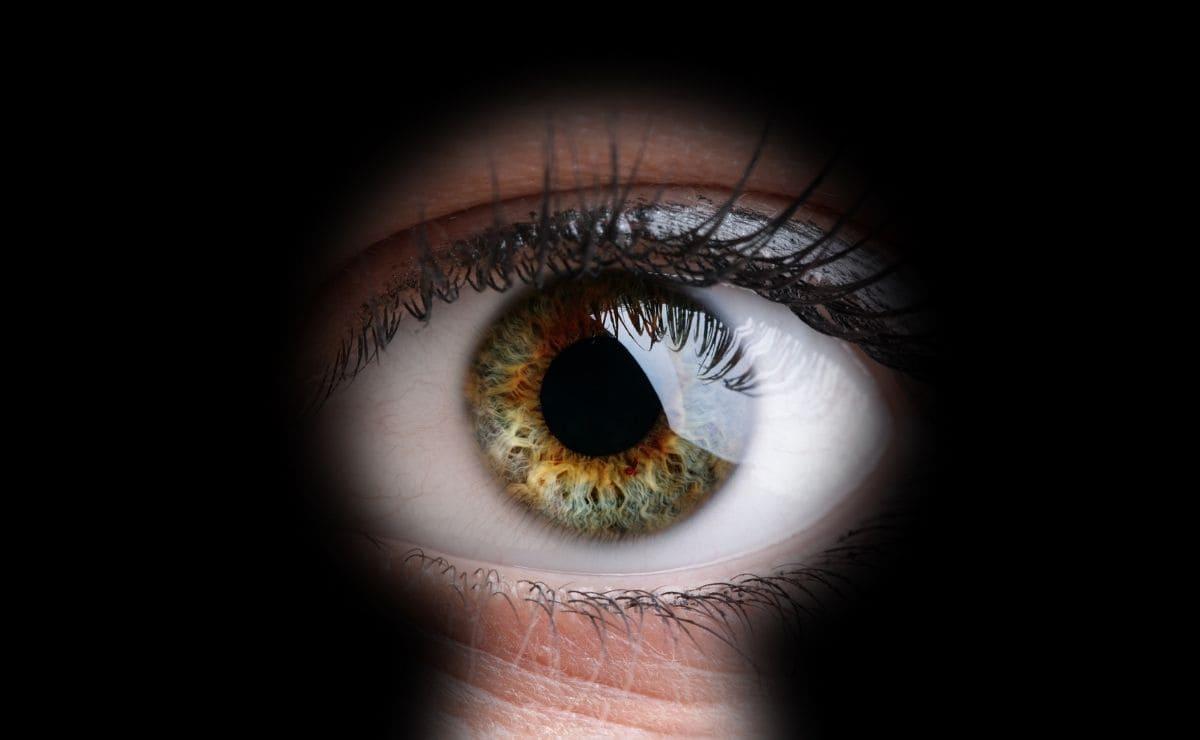 ceguera discapacidad visual ojo