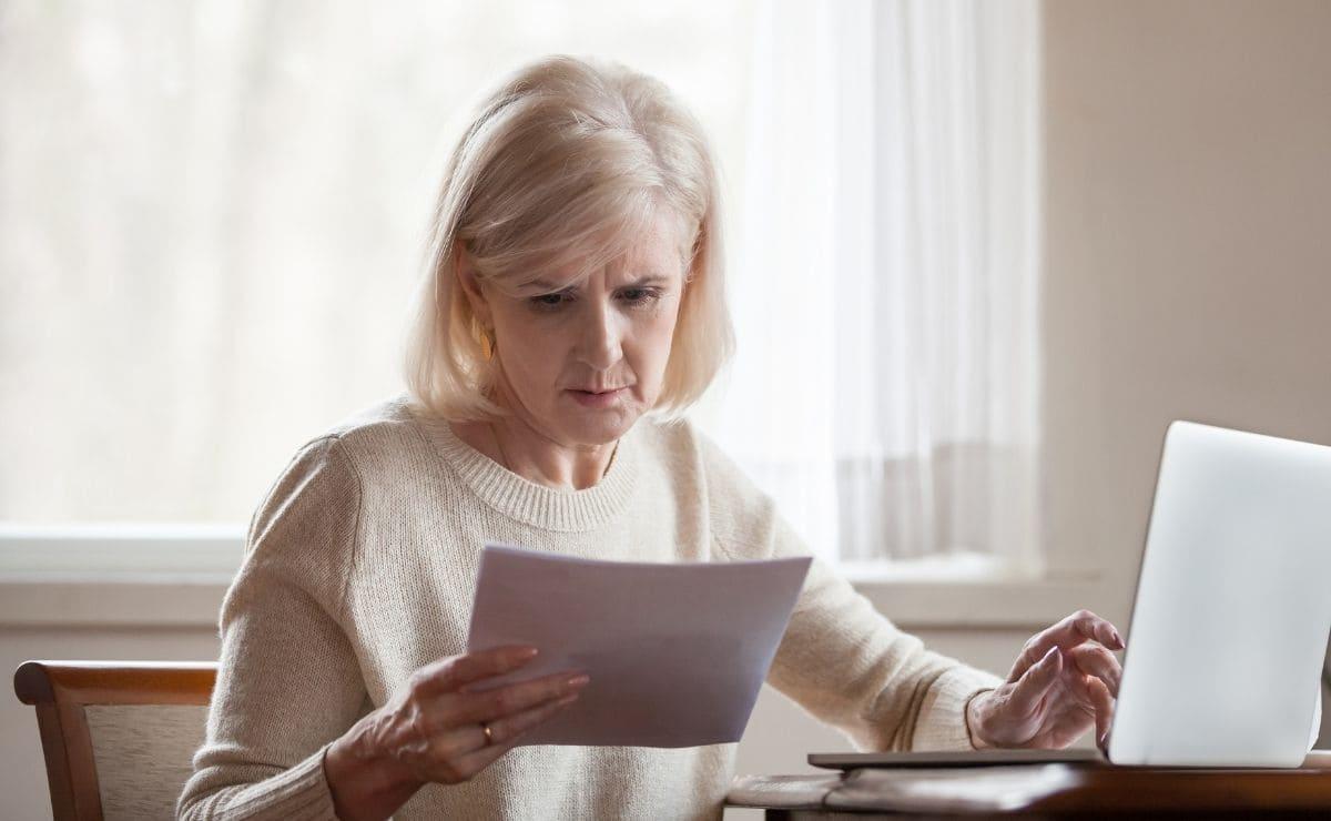 denegar pensión jubilación Seguridad Social pensiones jubilados