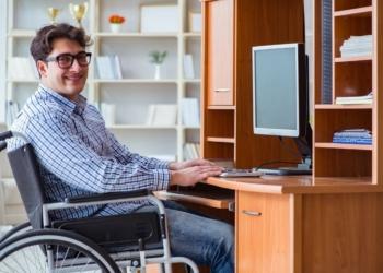 estudiante con discapacidad