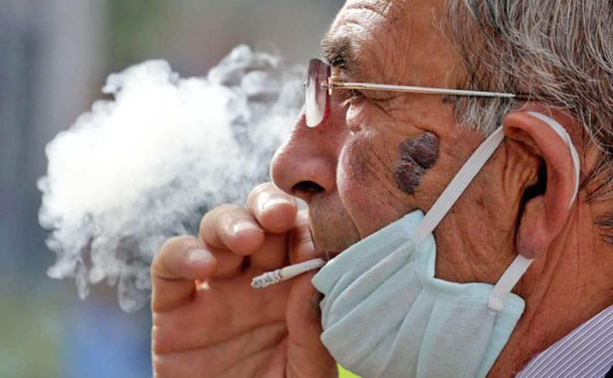Fumar contagio
