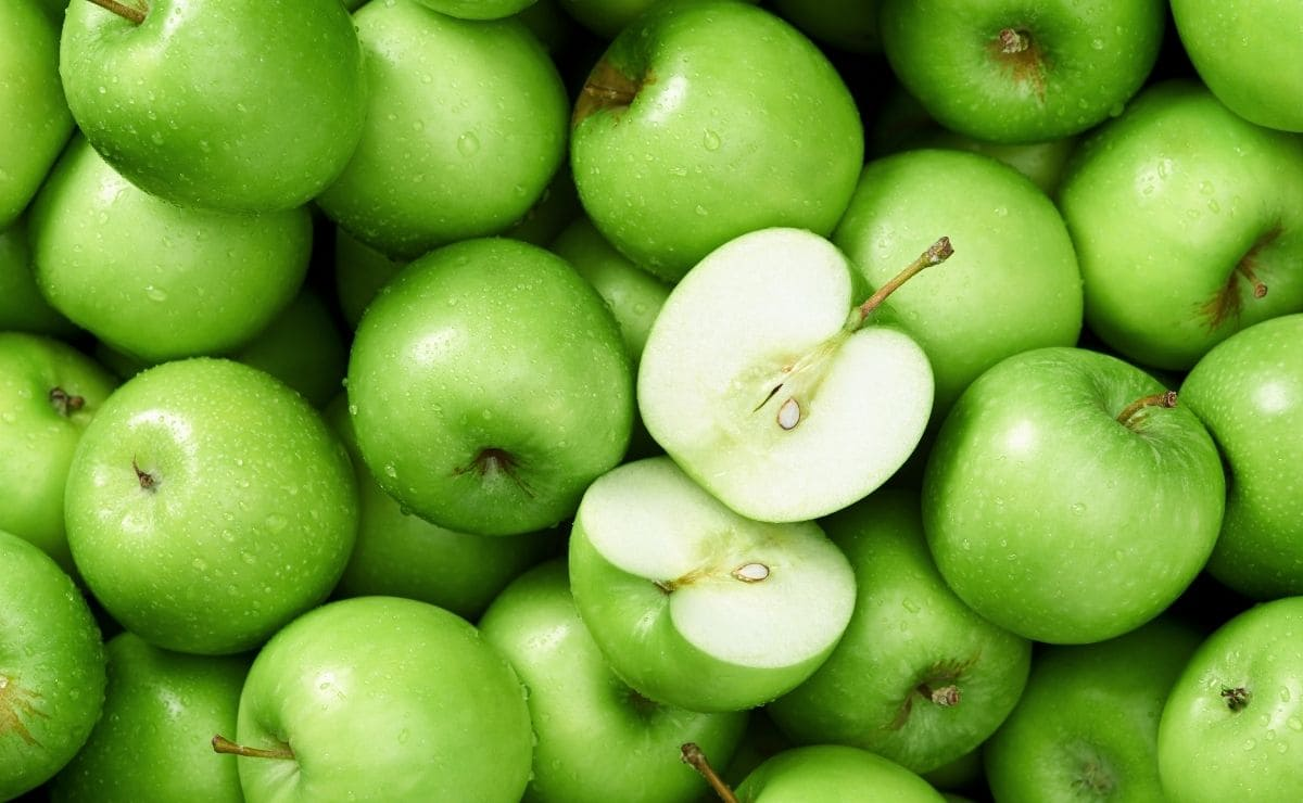 manzana alimento nutriente fruta