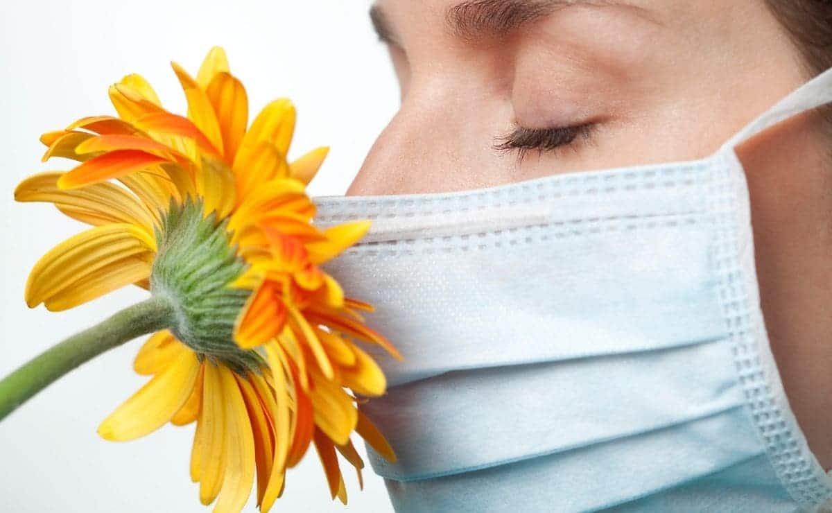mascarillas Alergia