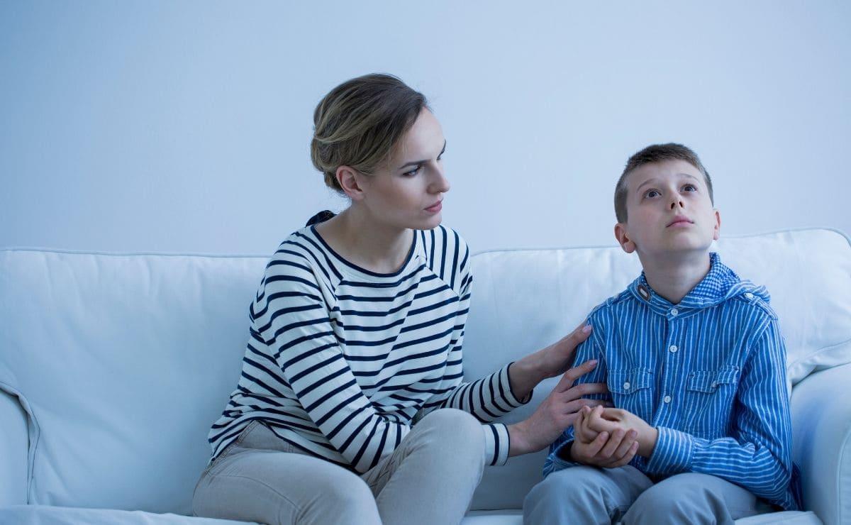 niño con TEA autismo comunicación