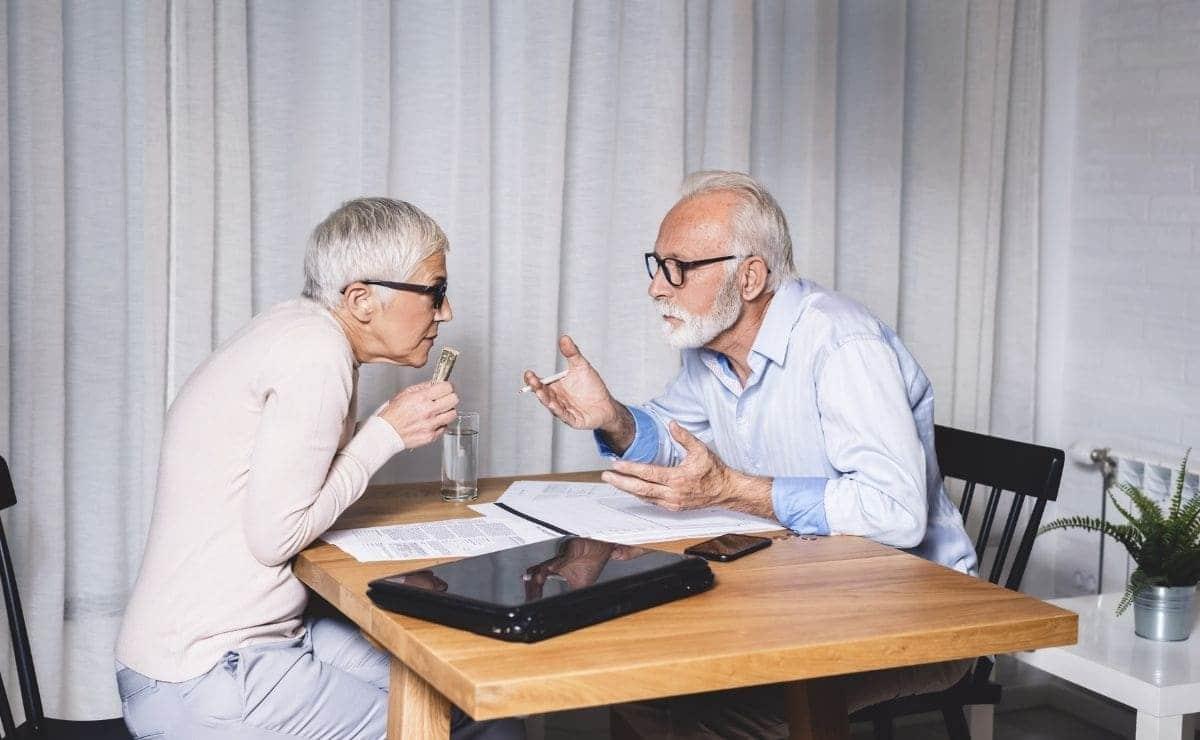 pension pensionistas jubilacion personas mayores