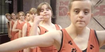 sindrome de Down Verdini Dantza Taldea The Dancer