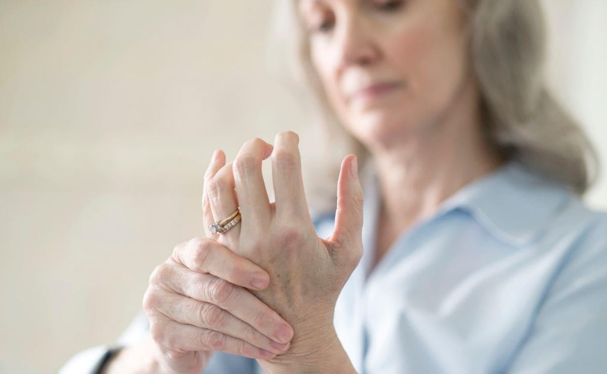 síndrome del túnel carpiano dolor mano