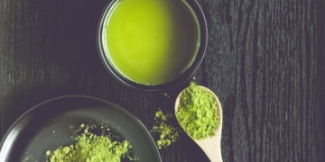 té matcha beneficios envejecimiento prematuro de la piel
