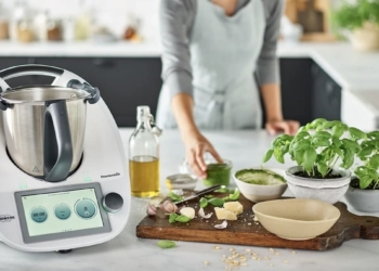 thermomix limpiar