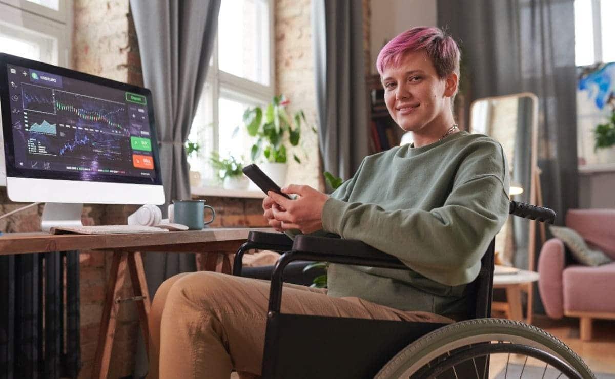 trabajador discapacidad empleo