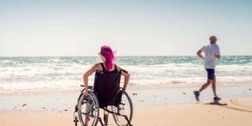turismo accesible Andalucía discapacidad playa