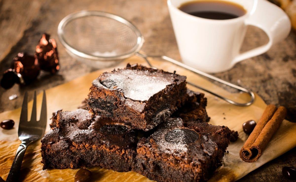Brownie de cafe