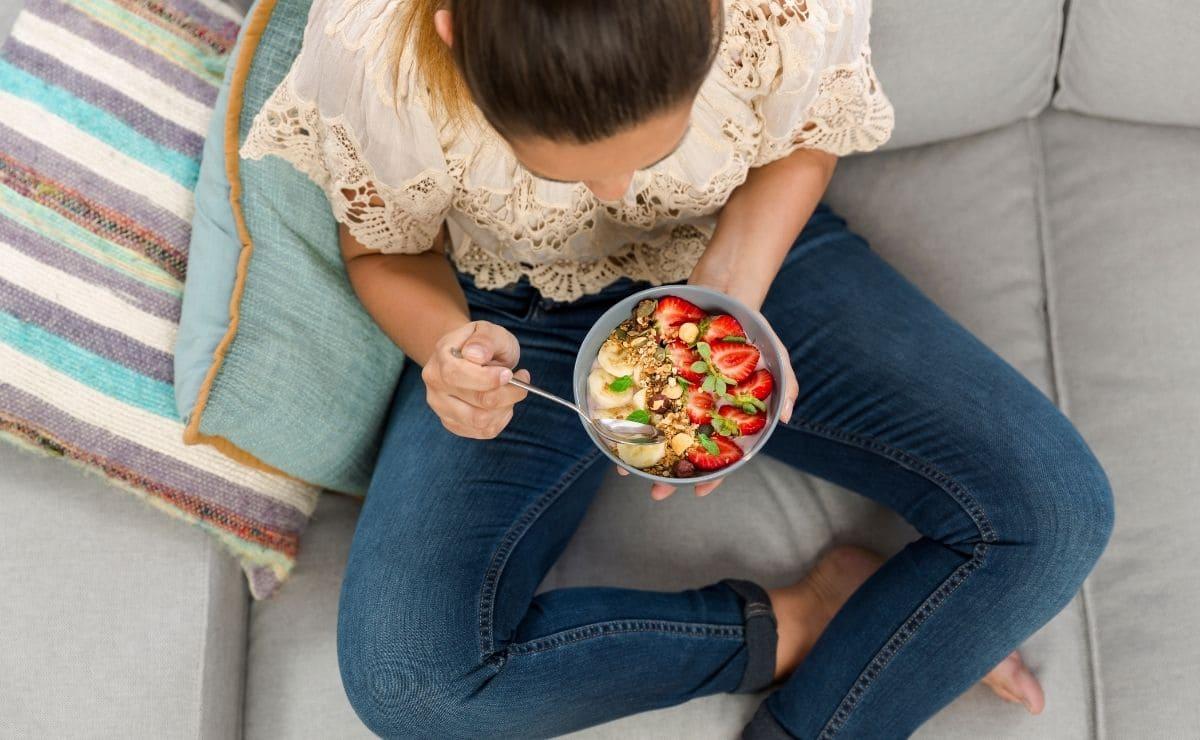 Comer 5 o 6 veces al día reduce el índice de masa corporal obesidad medicion