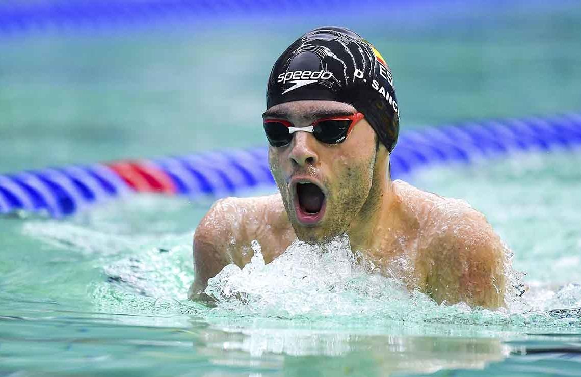 David Sánchez logra la mínima B para los Juegos Paralímpicos