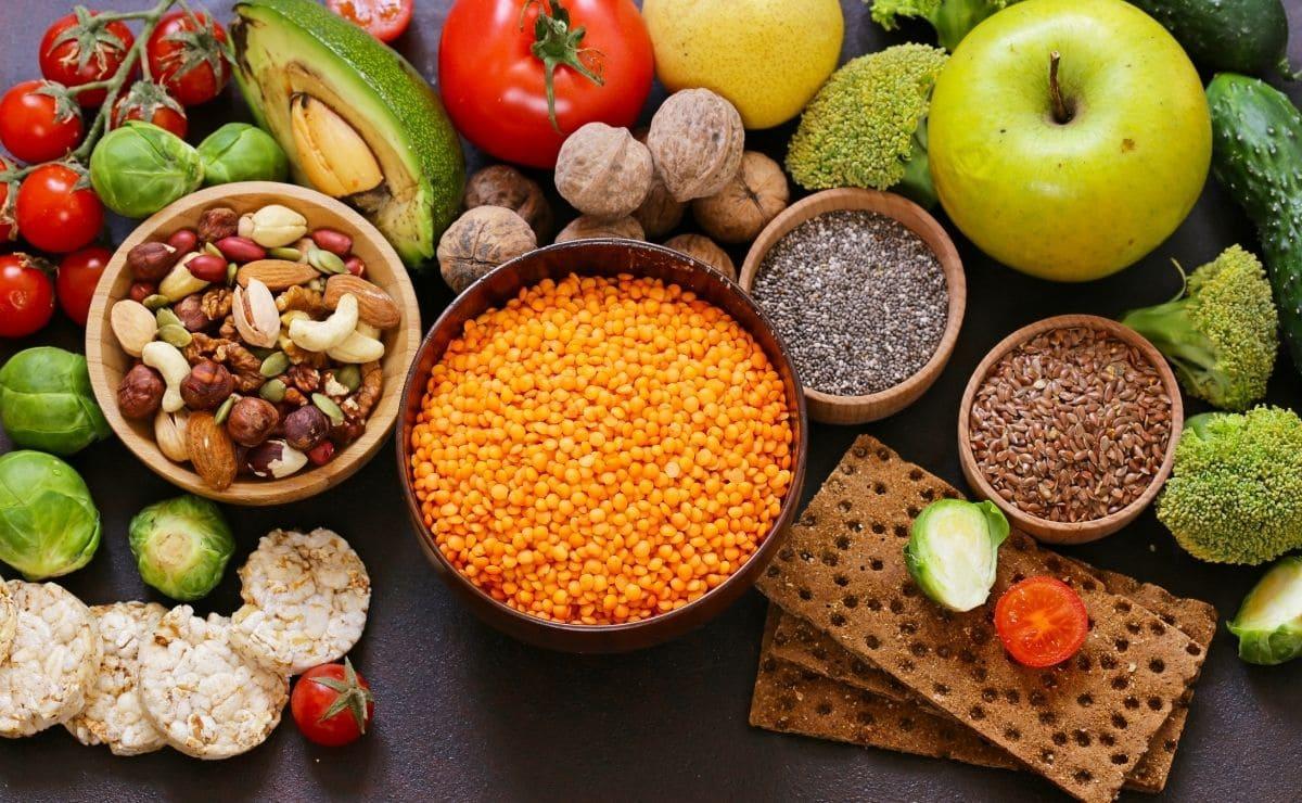 Dieta cetogénica vegetariana o Keto