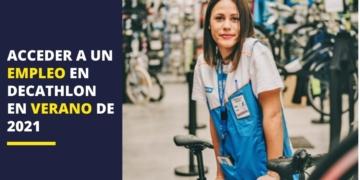 Empleo Decathlon verano 2021