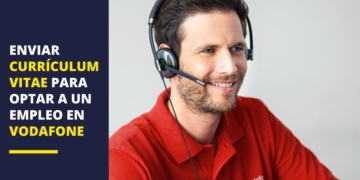 Trabajador Currículum Vitae Vodafone