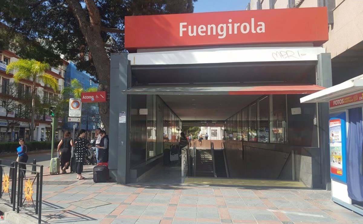 Fuengirola estación Renfe