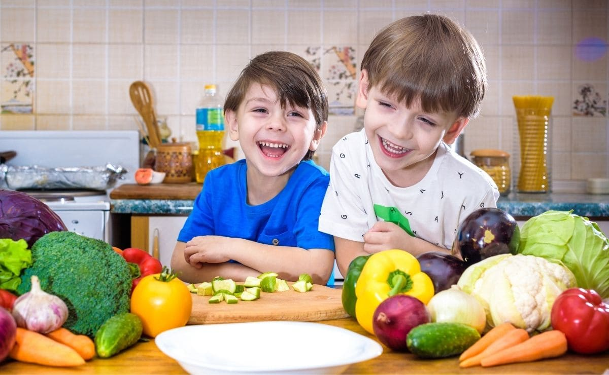 Niños dieta vegana vitamina B12