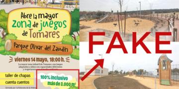 Parque Infantil Inclusivo Tomares