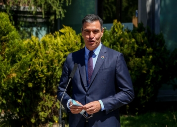 "Pedro Sánchez asegura que España está ""a tan solo 100 días de lograr la inmunidad de grupo"""