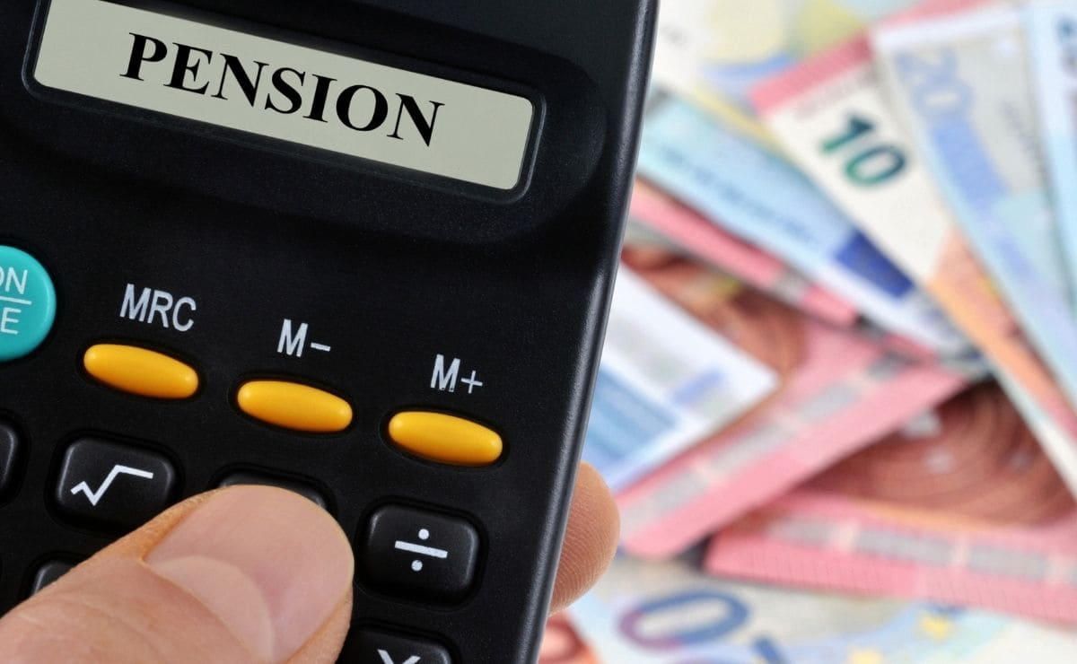 Pensión España 2022