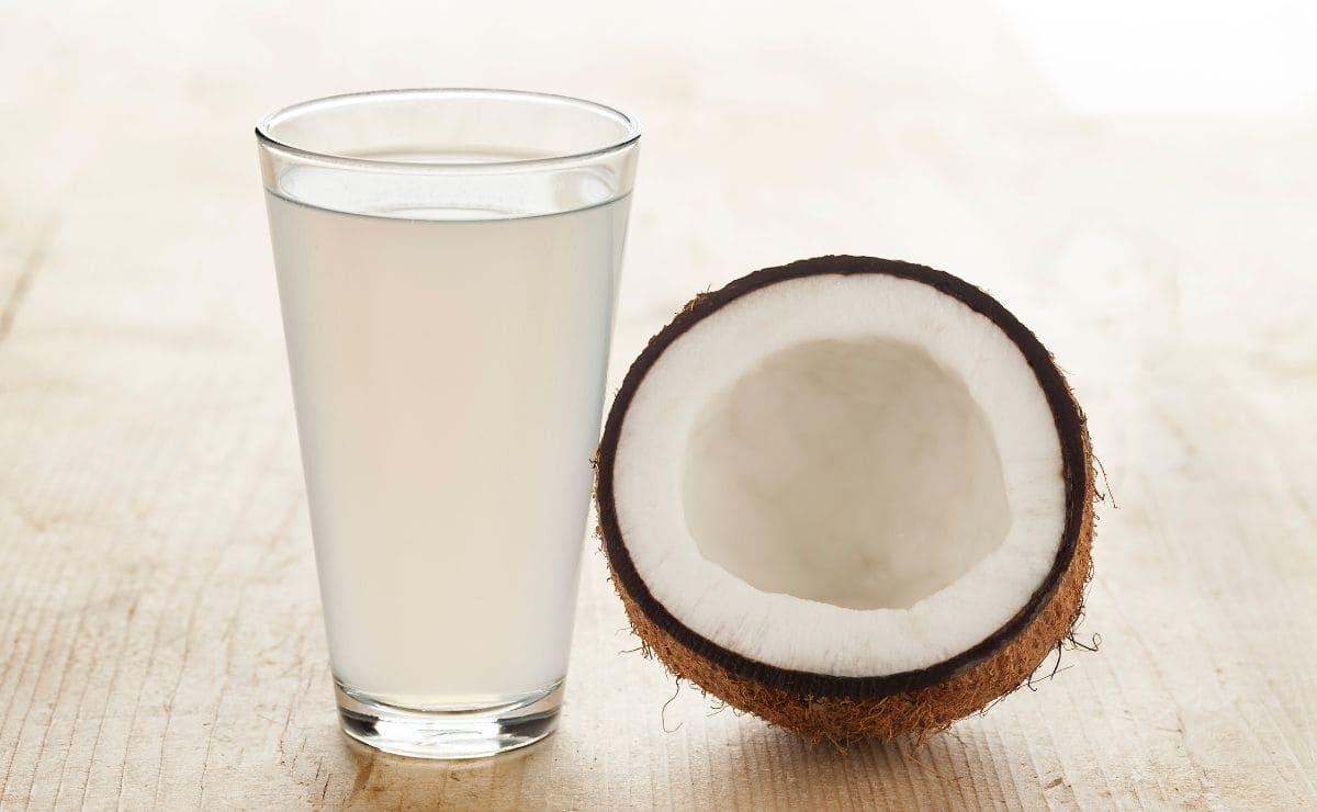Propiedades de agua de Coco