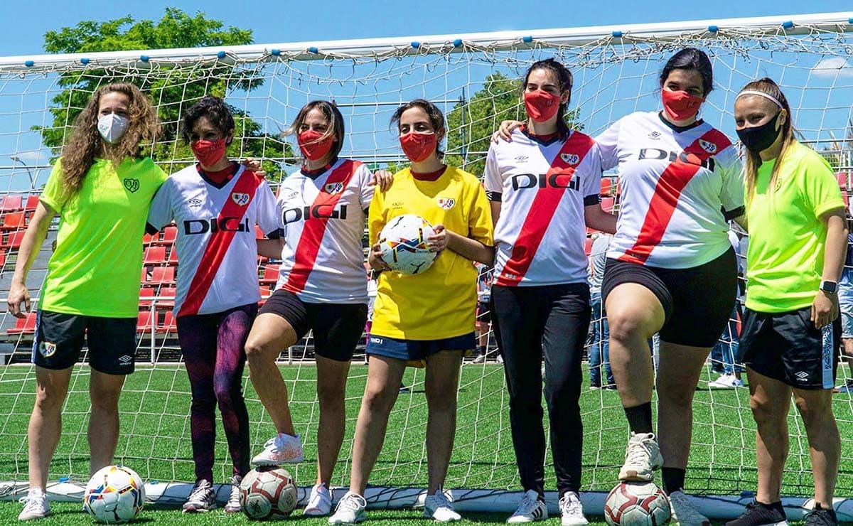 Rayo Vallecano equipo discapacidad