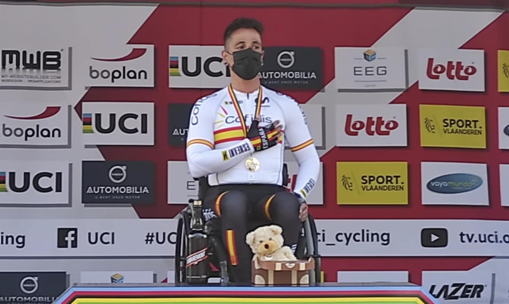 Sergio Garrote Ostende copa del Mundo