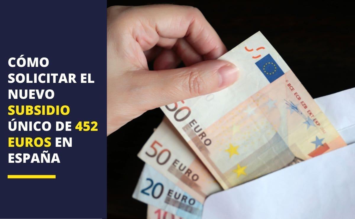 subsidio único España