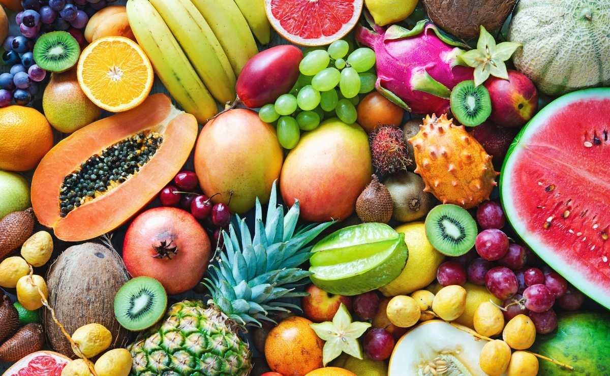 Superalimentos con antioxidantes