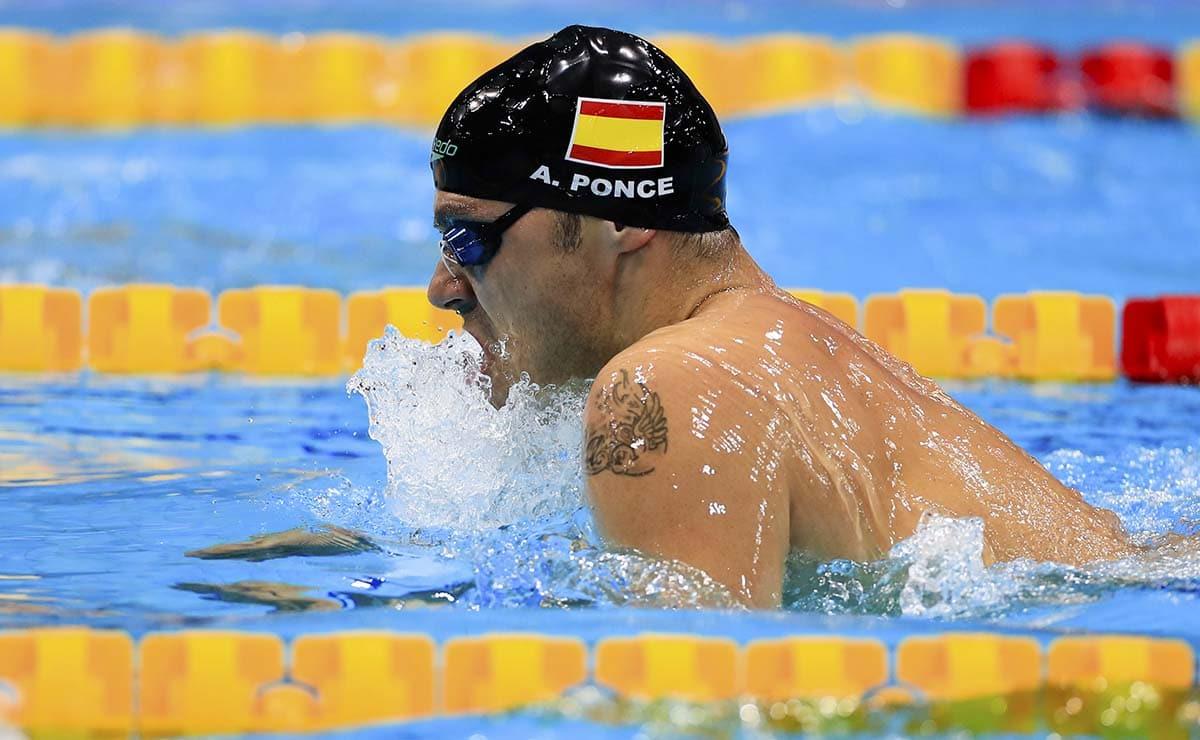 Toni Ponce Juegos Paralímpicos