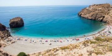 Turismo Andalucía   Cala Rijana (Almería)