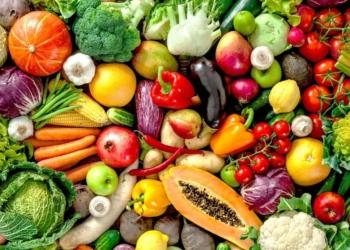 alimentos nutrientes verduras