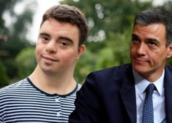 empleo personas con discapacidad PEdro Sánchez