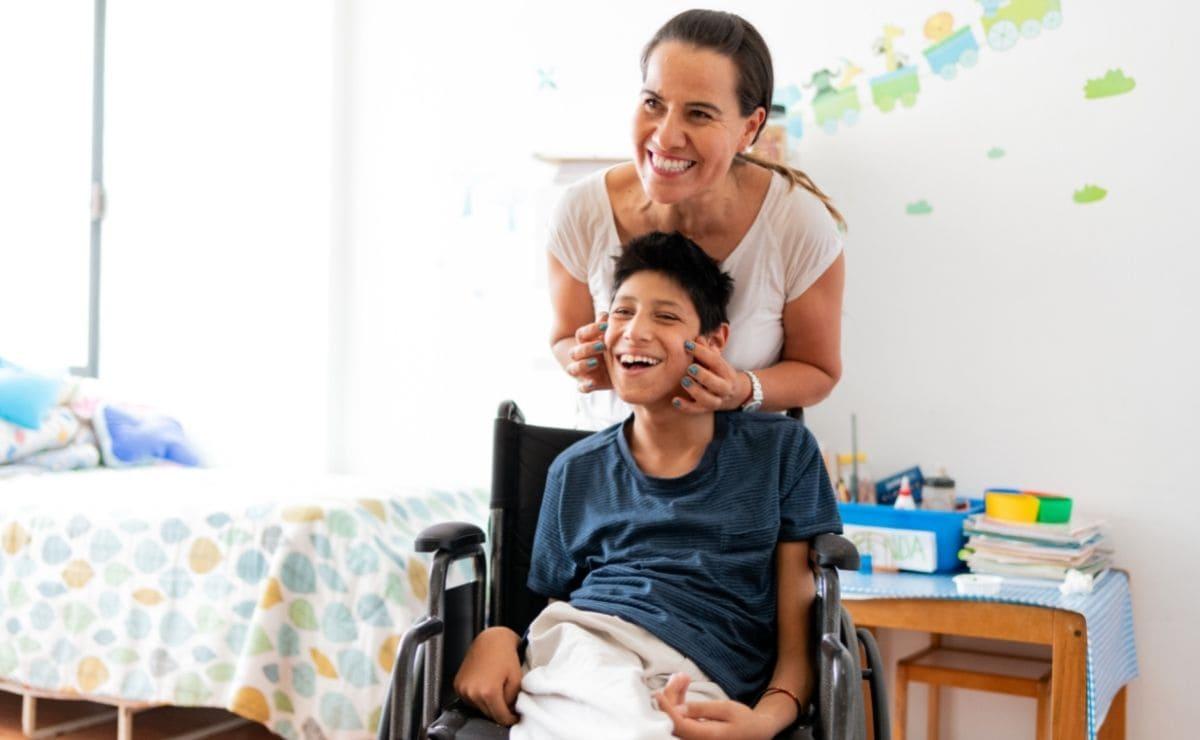 persona con paralisis cerebral discapacidad