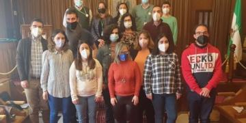 trabajadores con discapacidad Hospital Virgen de las Nieves de Granada