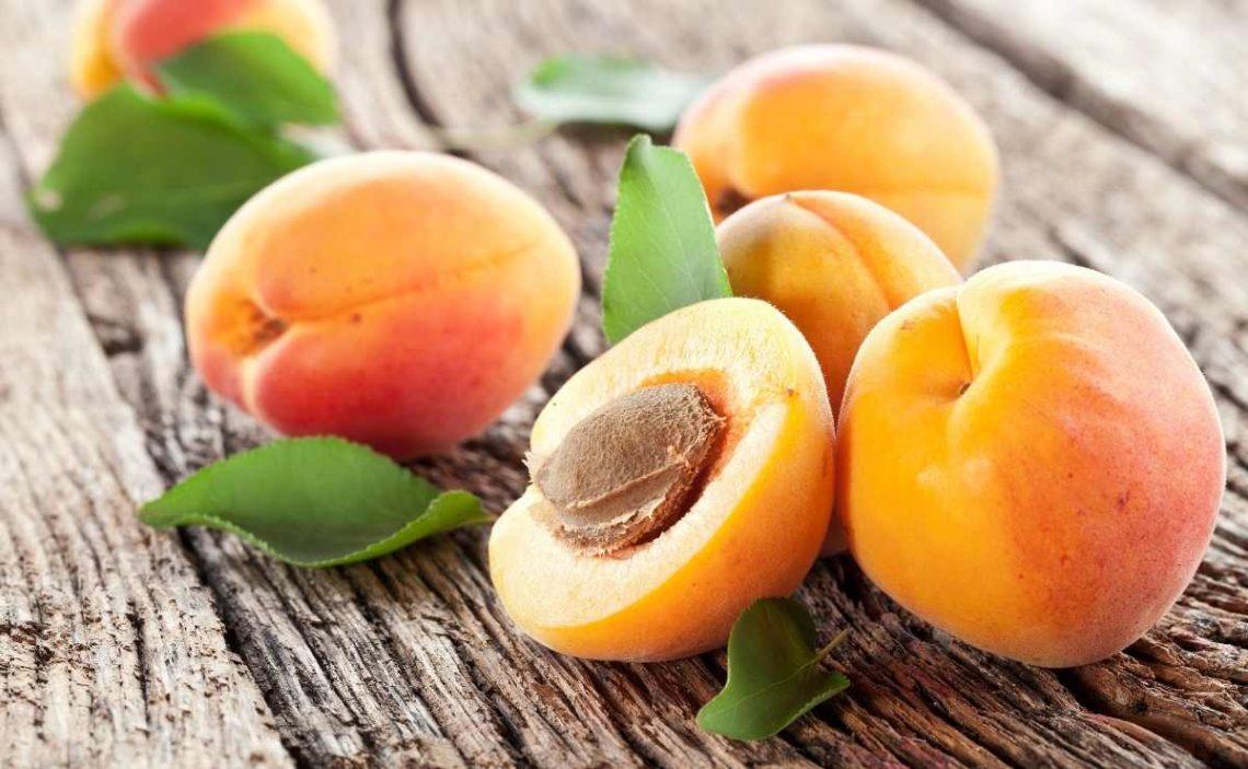 Albaricoque, fruta cargada de antioxidantes