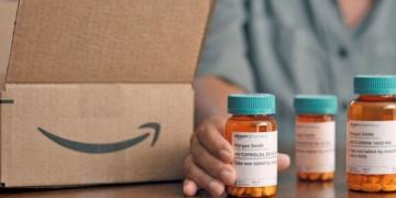 Amazon farmacia física