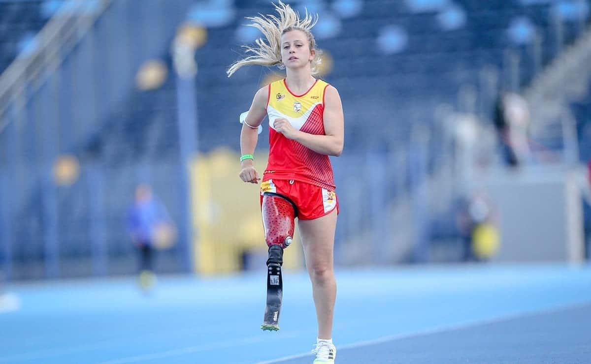 Campeonato de Europa Atletismo Paralímpico Desirée Vila