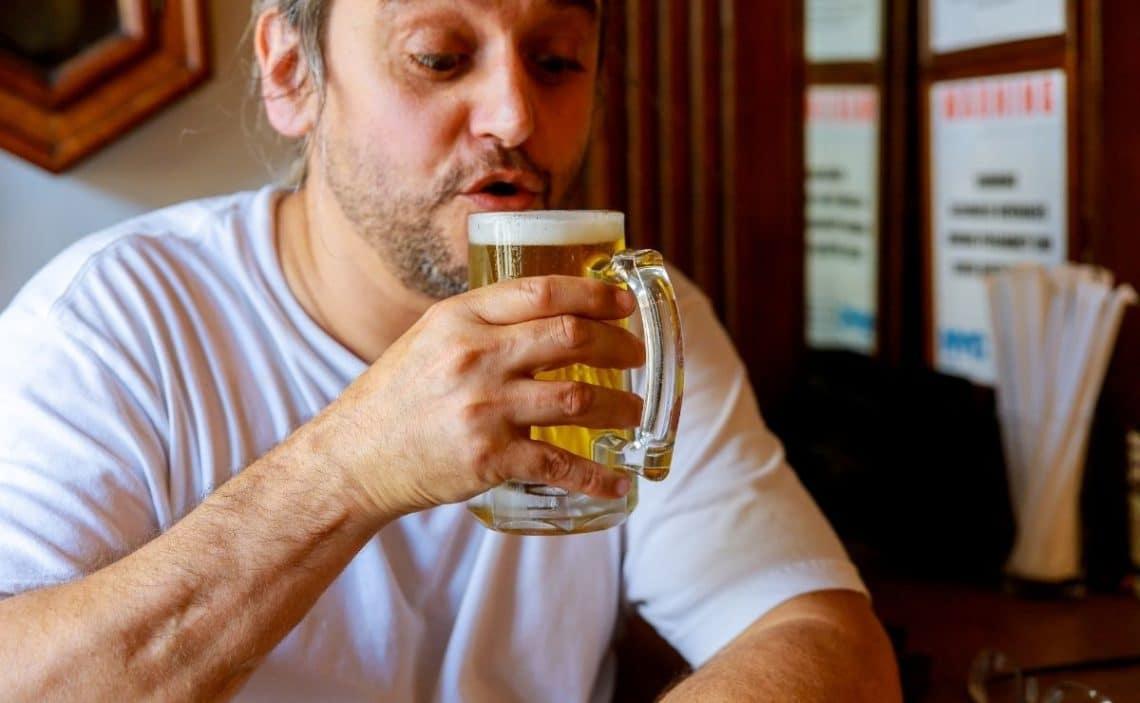 cerveza alcohol vitamina B12