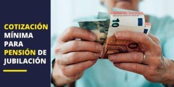 cotización pensión jubilación