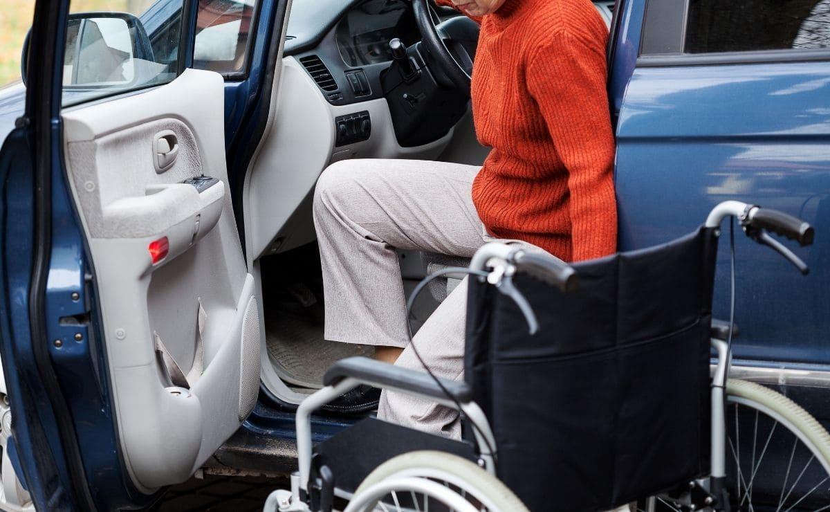 Cuánto IVA ua discapacidad comprar vehículo