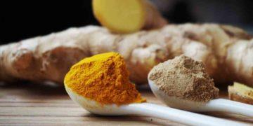 Cúrcuma, alimento saludable para perder grasa abdominal