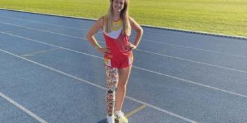 Desiree Vila atletismo paralimpico